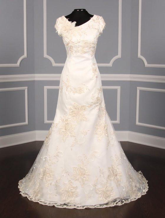 St. Pucchi Ingrid Z258 Wedding Dress