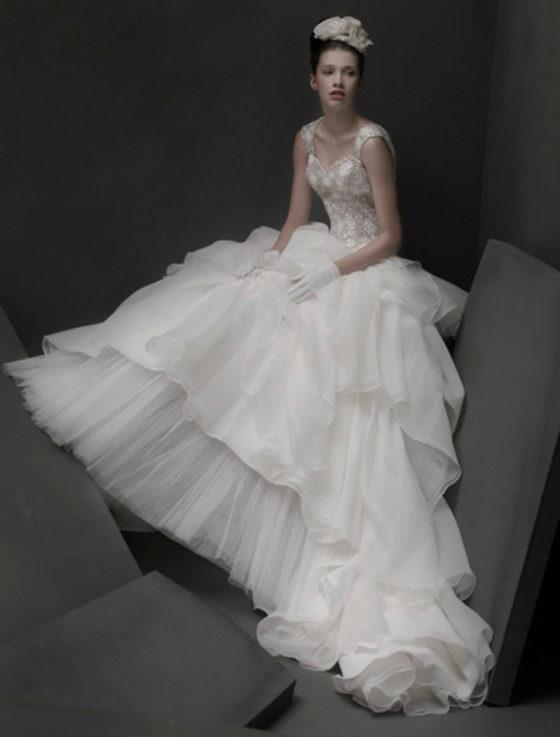 St. Pucchi Annabelle Z346 Wedding Dress