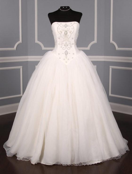 St. Pucchi Maya Z189 Discount Designer Wedding Dress