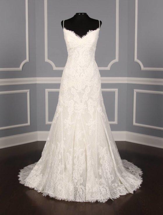 Pronovias Praciala Discount Designer Wedding Dress