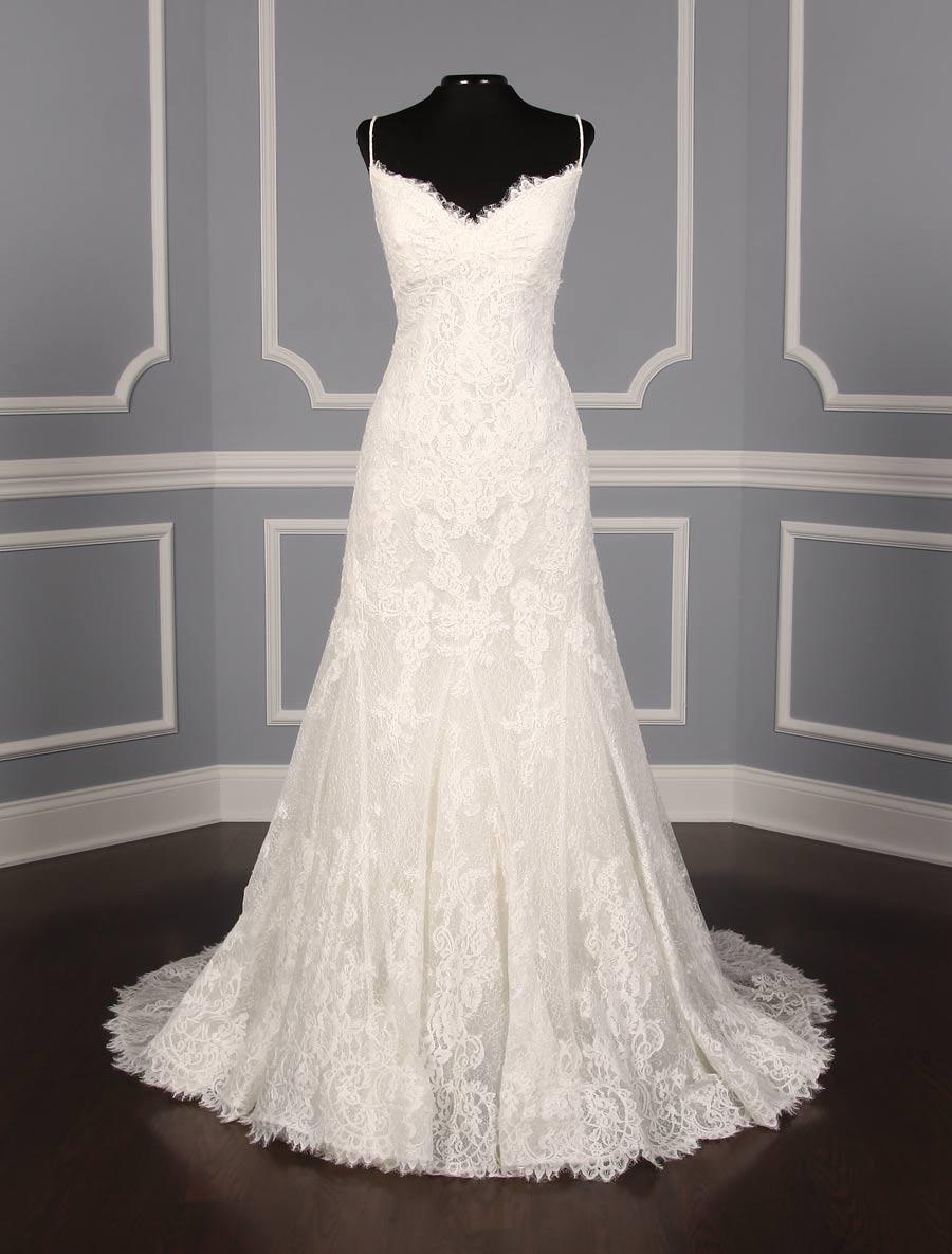 799e6bae1f98 ... Pronovias Praciala Wedding Dress Size 10. Previous Next ...