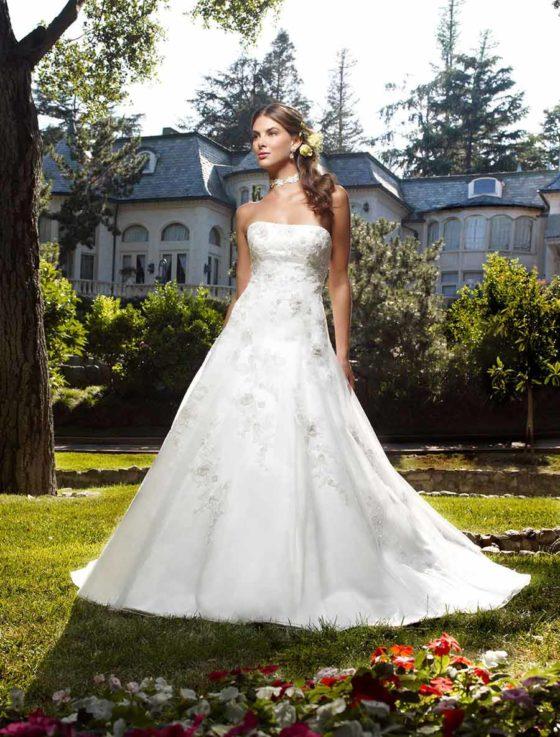 Casablanca 1988 Wedding Dress