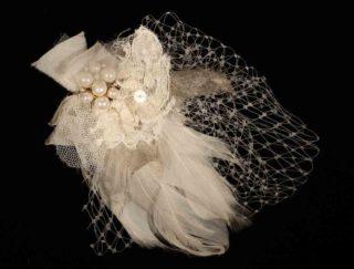 Your Dream Dress Gwendolyn Gleason Hair Comb
