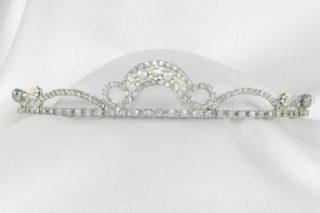 Your Dream Dress Homa Bridal 108 Tiara Bridal Headpiece