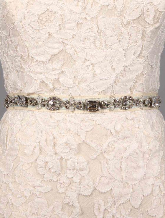 Homa Bridal Embellished Sash