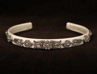 Your Dream Dress Homa Creations 160 Bridal Headband