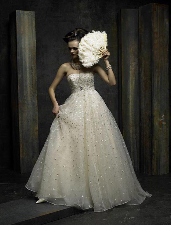 St. Pucchi Cassandra Z234 Wedding Dress