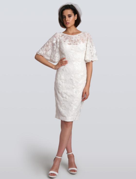 Carmen Marc Valvo Camila C90058 Wedding Dress