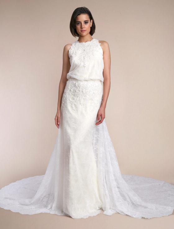 Carmen Marc Valvo Heather C90004 Wedding Dress