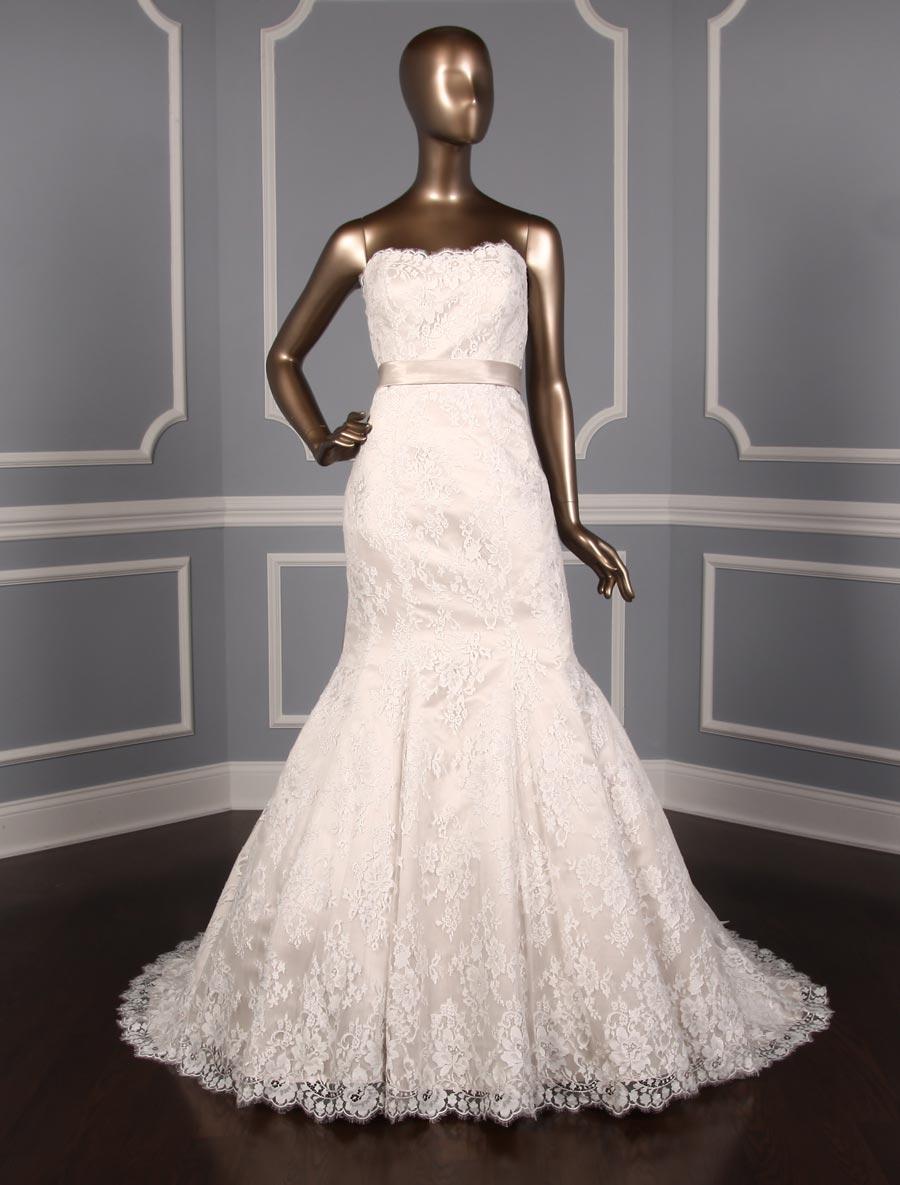 Allure Wedding Dresses.Allure Bridal 9117 Wedding Dress Size 14