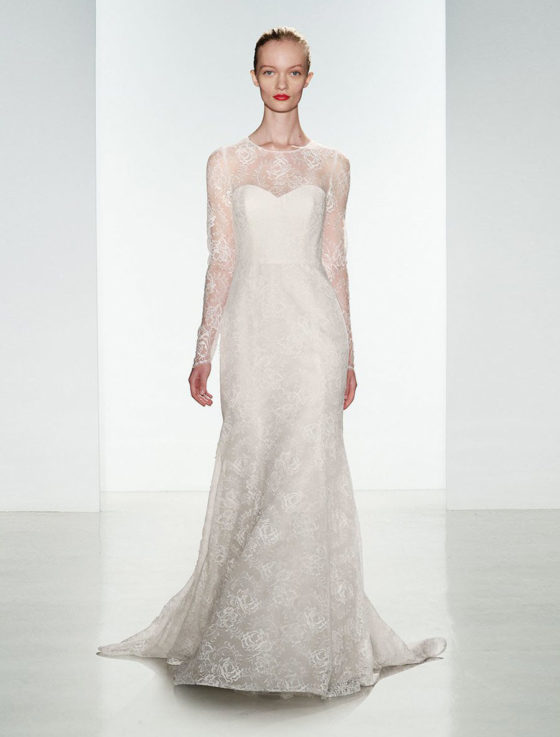 Amsale Tegan Wedding Dress