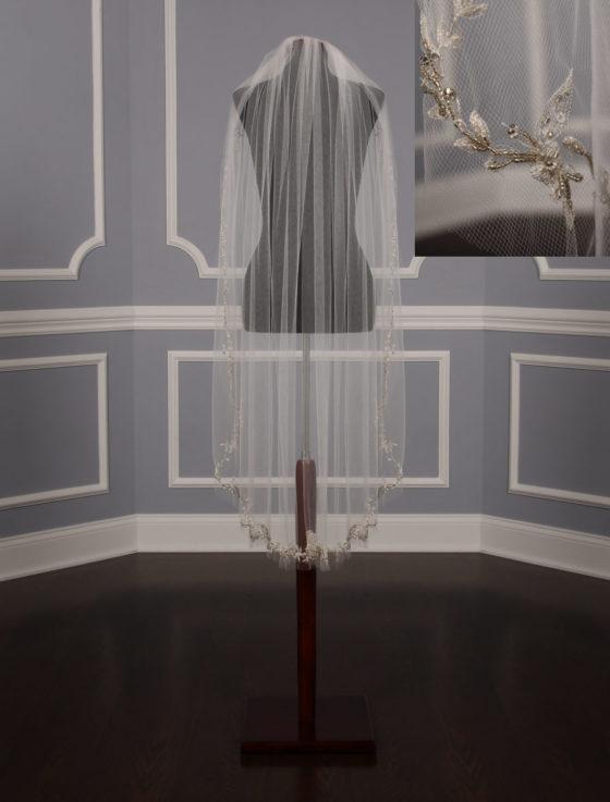 Austin Scarlett AS17VL X Bridal Veil
