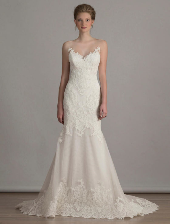 Liancarlo 6819 Wedding Dress