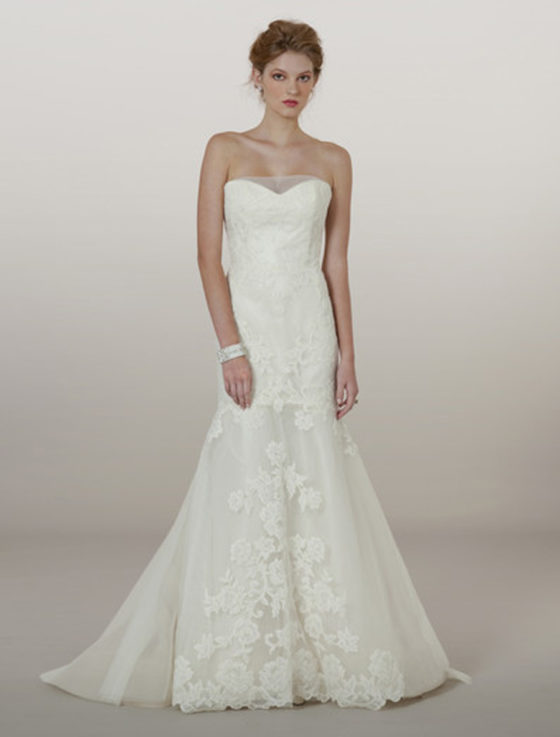 Liancarlo 5864 Wedding Dress