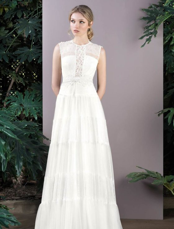 Inmaculada Garcia Shizen Wedding Dress