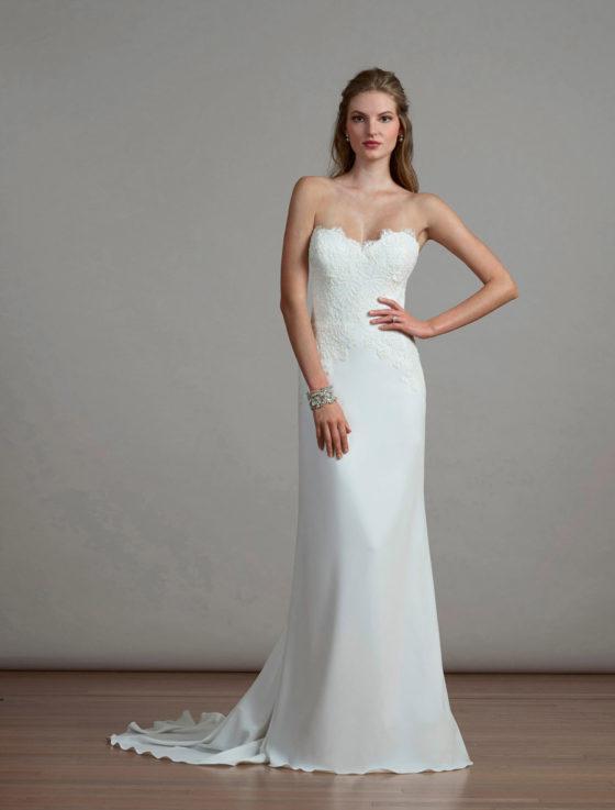 Liancarlo 6883 Wedding Dress