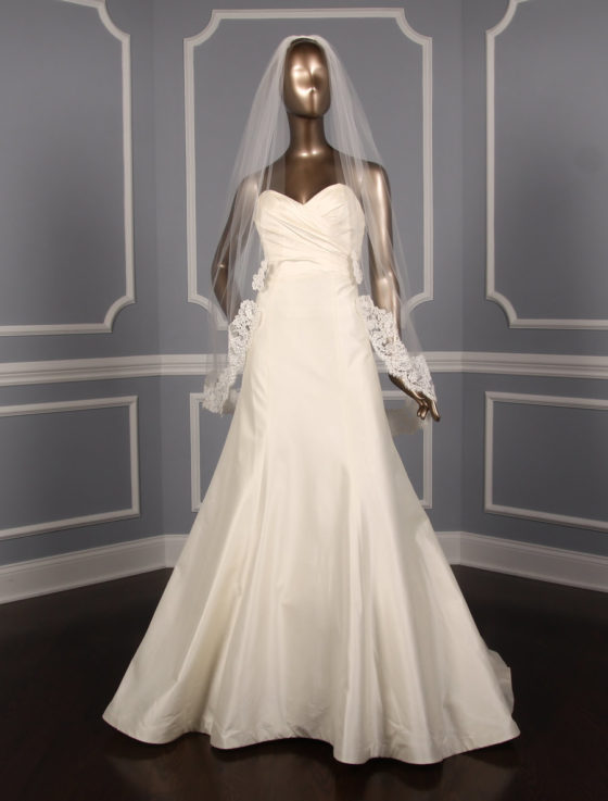Toni Federici Bridal Veils Courtney