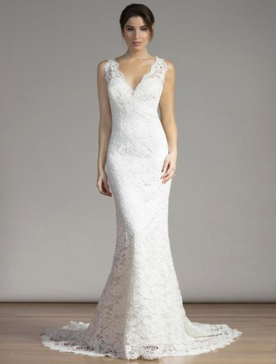 Liancarlo 6851 Wedding Dress