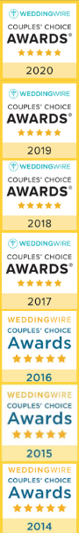 Your Dream Dress Wedding Wire Awards 2014-2020 vertical